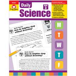 Daily Science Gr 3 By Evan-Moor