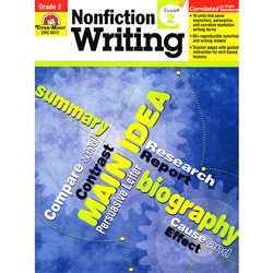 How To Write Nonfiction Gr 2, EMC6012