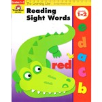 Reading Sight Words By Evan-Moor