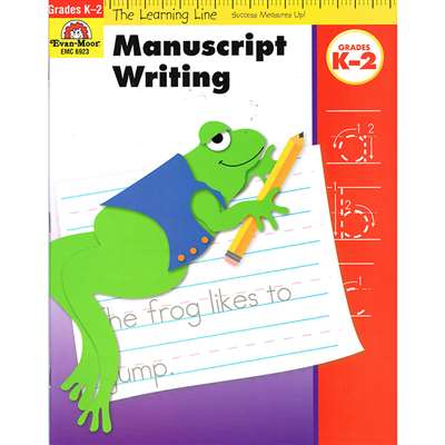 Manuscript Writing By Evan-Moor