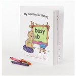 My Spelling Dictionary 25-Pk By Edupress