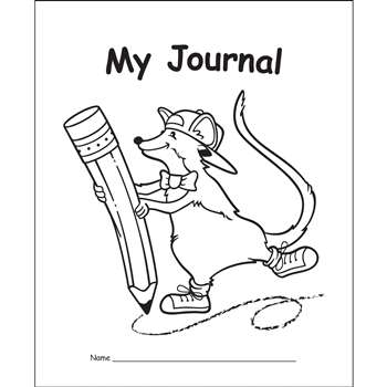 My Journal Primary By Edupress