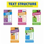 Text Structure Bulletin Board Set By Edupress