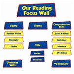 Reading Focus Wall By Edupress
