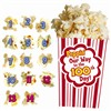 100 Days Of Popcorn Bulletin Board Set By Edupress