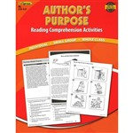 Authors Purpose Book Red Level By Edupress