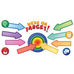 Shop Learning Targets Bulletin Board - Ep-2380 By Edupress