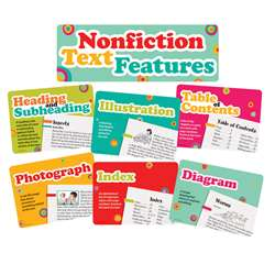 Shop Nonfiction Text Features Bbs - Ep-2381 By Edupress