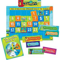 Pete The Cat Calendar Kit, EP-2388
