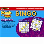 Math Ina Flash Bingo Multiplication By Edupress
