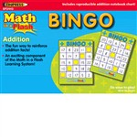 Math In A Flash Bingo Division By Edupress