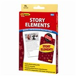 Shop Story Elements Ylw Lvl Reading Comprehension Practice Cards - Ep-2989 By Edupress