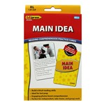 Main Idea Reading Comprehension Cards Yellow Level By Edupress