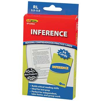 Inference - 3.5-5.0 By Edupress