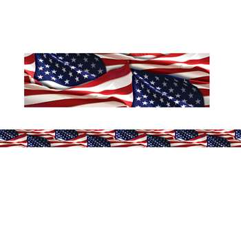 Patriotic Photo Border By Edupress