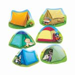 Camping Critters Accents, EP-3185R