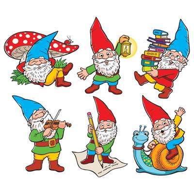 Shop Garden Gnomes Accents - Ep-3232 By Edupress