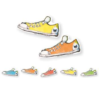 Pete The Cat Groovy Shoes Accents Pack Of 36, EP-3233R
