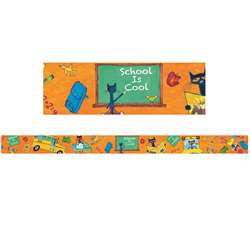 Pete The Cat School Is Cool Spotlight Border, EP-3268