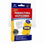 Predicting Outcomes Reading Comprehension Practice Cards Blue By Edupress