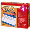Language Arts Gr 4 Test Prep In A Flash By Edupress