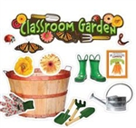 Classroom Garden Mini Bulletin Board Set D Set By Edupress