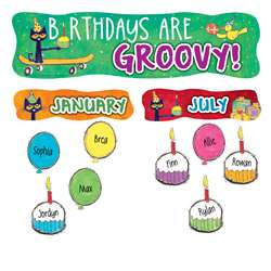 Pete The Cat Happy Birthday Mini Bb Set, EP-3649