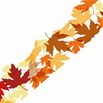 Shop Maple Leaves Simply Border - Ep-6313 By Edupress