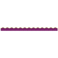 Purple Scales Simply Border, EP-6315