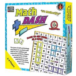 Math Dash Addition & Subtraction By Edupress