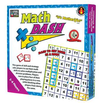 Math Dash Multiplication & Division By Edupress