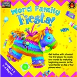Word Family Fiesta 3-4 Letter Word Families By Edupress