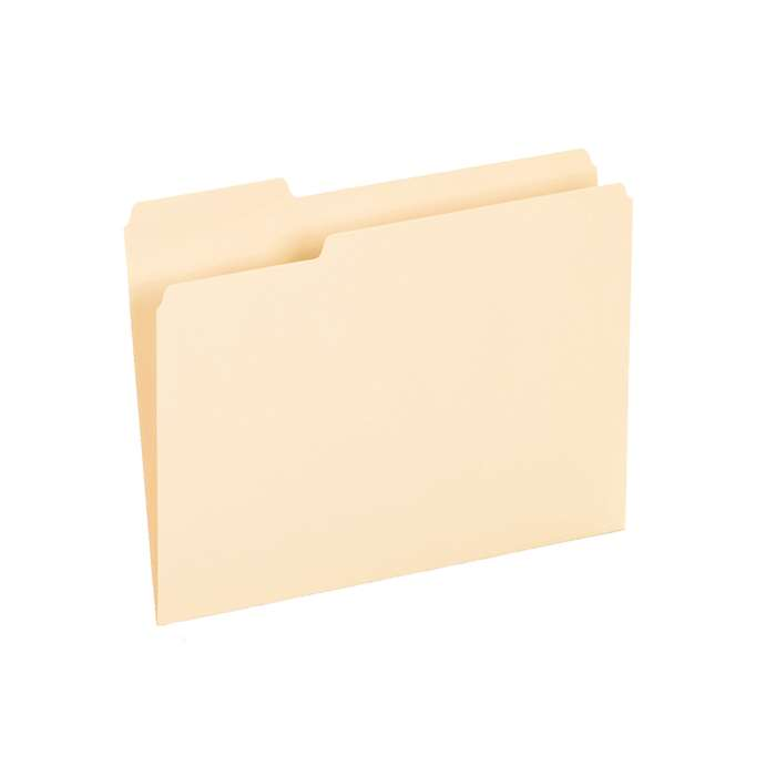 Pendaflex Essentials 12Ct File Folders Manila Letter Size By Esselte