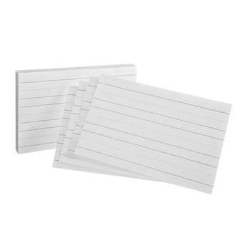 Oxford Elementaries Index Cards By Esselte