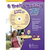 6 Traits Writing With Miss Jenny & Friends Cd Book Set By Edutunes