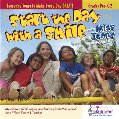 Start The Day With A Smile Cd By Edutunes