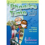 Miss Jennys Phonics Time Dvd By Edutunes
