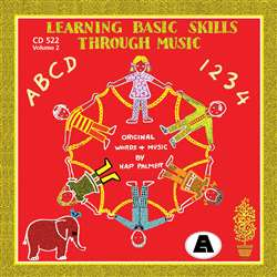 Learning Basic Skills Thru Music Cd Volume 2 By Educational Activities