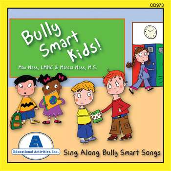 Bully Smart Kids Cd, ETACD973
