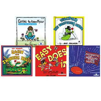 Hap Palmer Cd Set 1 By Educational Activities