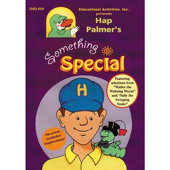 Something Special Dvd By Educational Activities