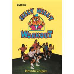 Silly Willy Workout Dvd By Educational Activities