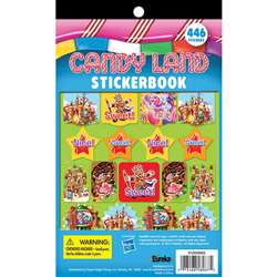 Shop Candy Land Stickerbook - Eu-609695 By Eureka