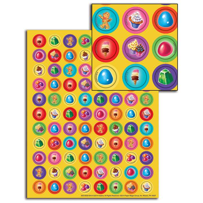 Candy Land Mini Stickers, EU-621003