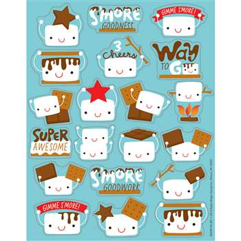 Marshmallow Scented Stickers, EU-650912