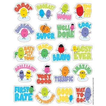 Jelly Beans Scented Stickers, EU-650915