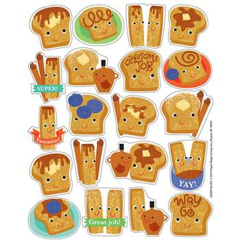 Cinnamon Scented Stickers, EU-650916