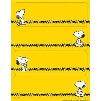 Peanuts Yellow Label Stickers, EU-656142