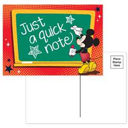 Mickey Teacher Cards, EU-831900