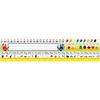 Elementary K-1 Large Nameplates By Eureka